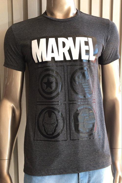 Camiseta Marvel Gel