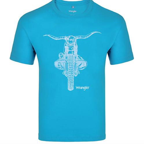 Camiseta Wrangler Urbano