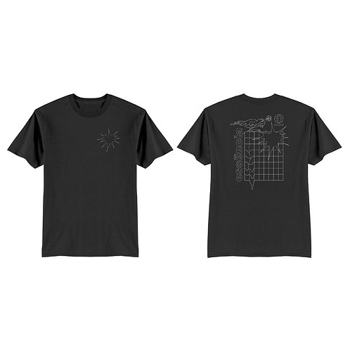 Out of the matrix | black T-shirt