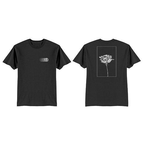 Sixth sense   Black T-shirt