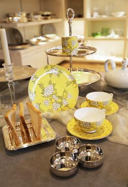 Tea Garden - Ginger and Lemon