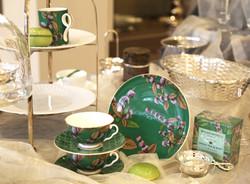 Tea Garden - Green Tea and Mint