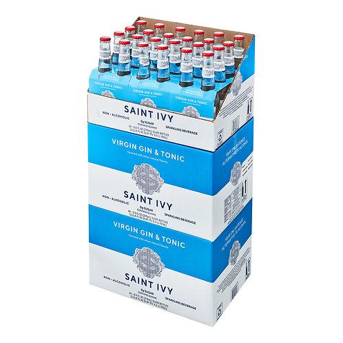 Virgin Gin & Tonic, 9.3 oz bottles (24 units) No alcohol, sugar or calories