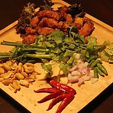 Spicy Chicken Tendon