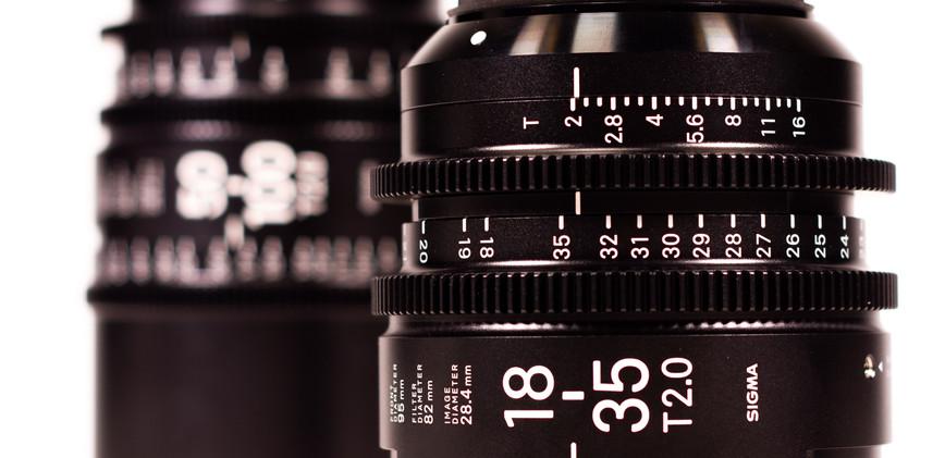 Sigma Zoom Lenses