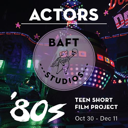 Teen Short Film Project - ACTORS