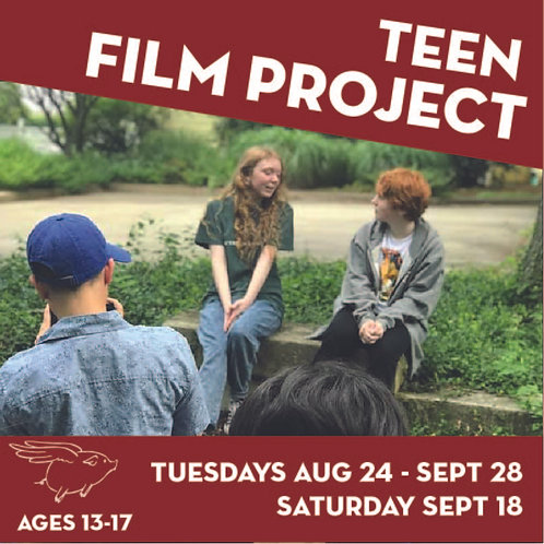 Short Film Project for Teens (Fall 1)