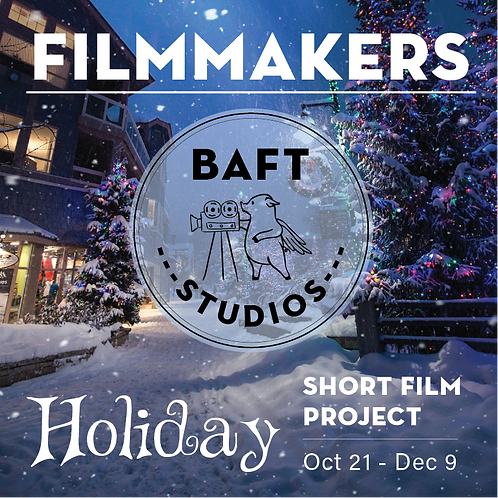 HOLIDAY Short Film Project - FILMMAKERS