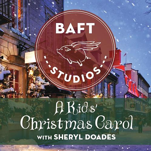 A Kids' Christmas Carol