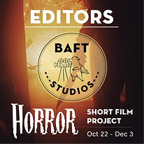 BAFT Studios #2 EDITORS with Dec end Dat