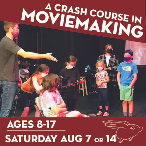 A Crash Course in Moviemaking