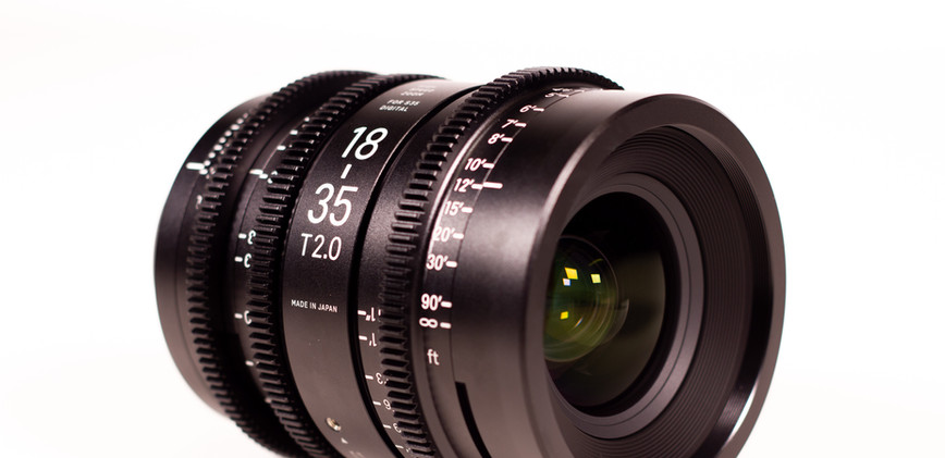 Sigma 18mm-35mm