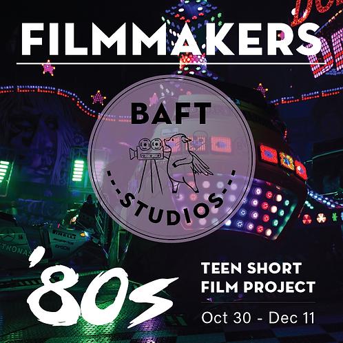 Teen Short Film Project - FILMMAKERS