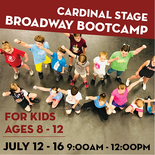 Cardinal Stage @BAFT: Broadway Bootcamp for Kids