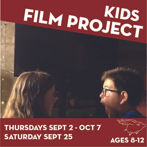 Short Film Project for Kids (Fall 1)