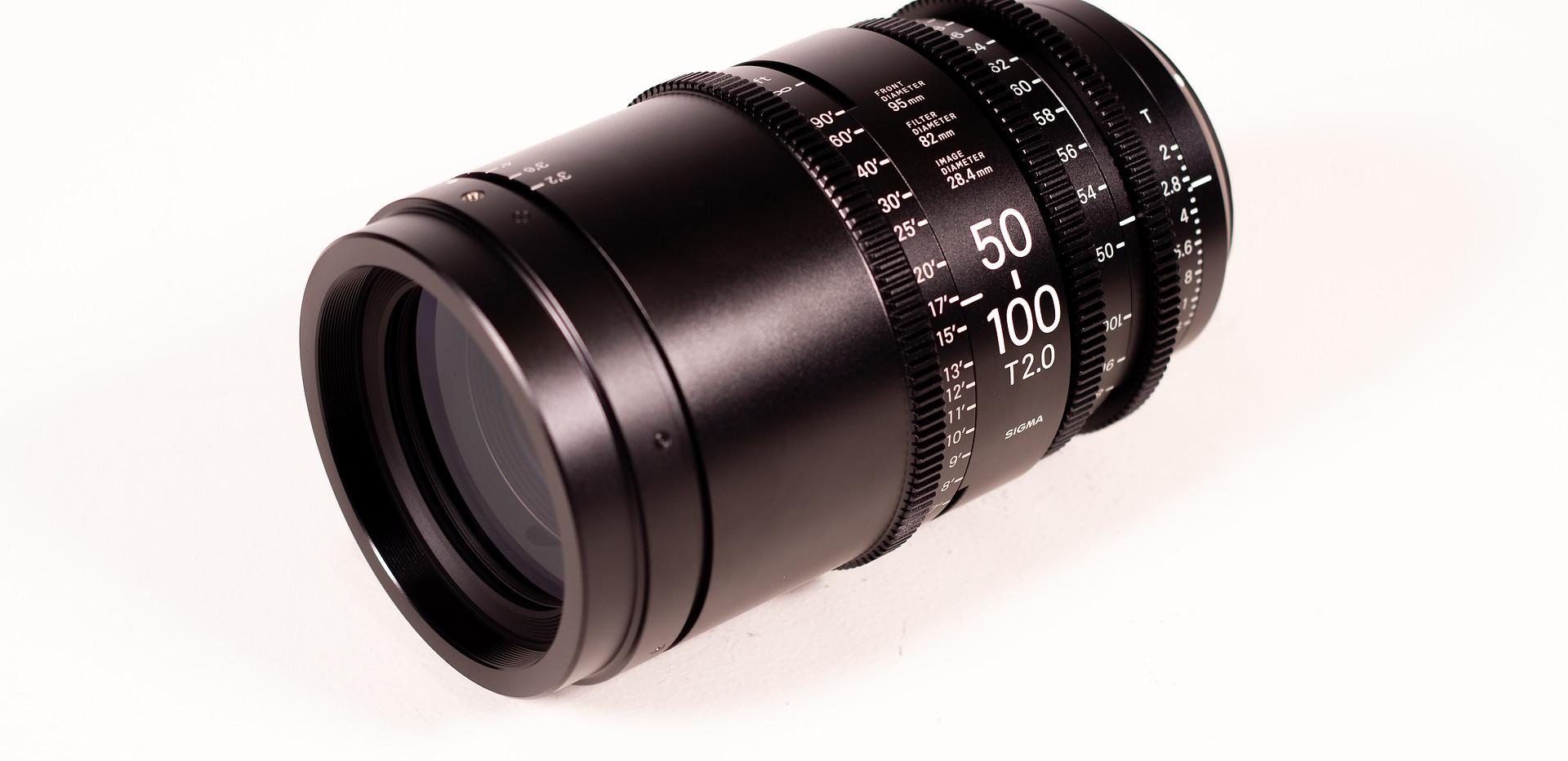 Sigma 50mm-10mm