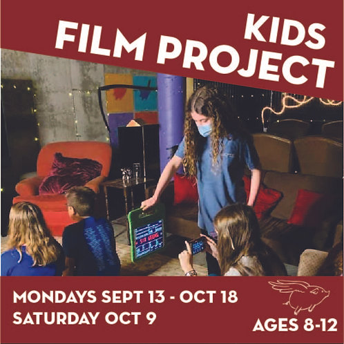 Short Film Project for Kids (Fall 2)