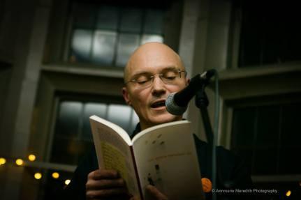 Author Interview: Mind Poet Neil Elder!