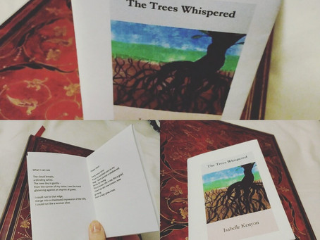 LAUNCH: 'The Trees Whispered' is online!