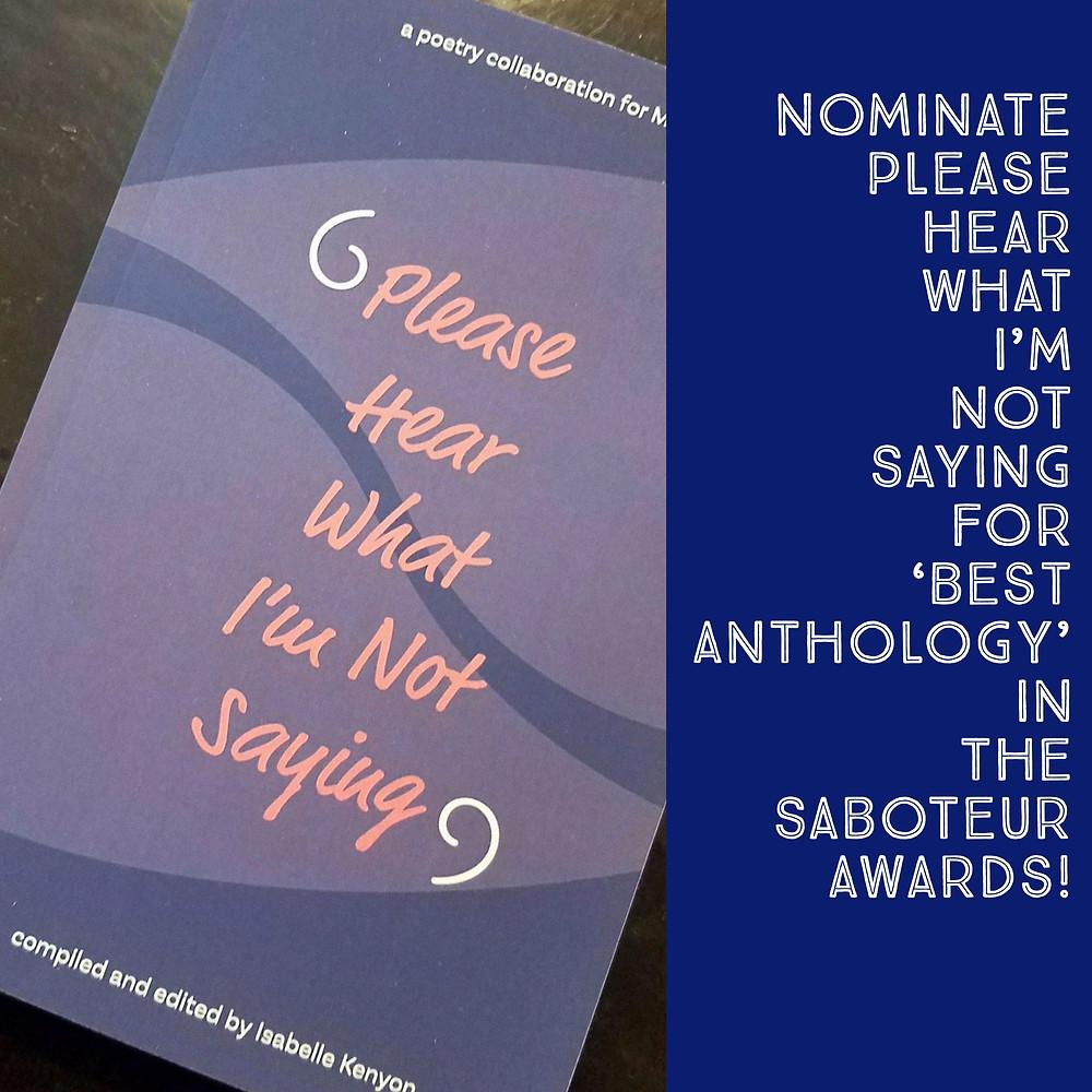 Best Anthology Award