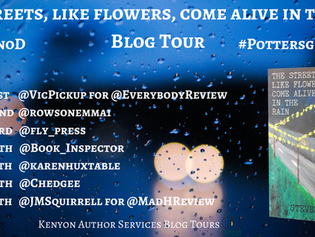 Blog Tour: The Streets, Like Flowers, Come Alive In The Rain