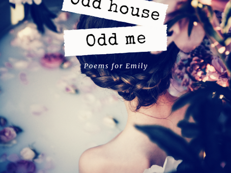 A homage to Emily Dickinson: Elisabeth Horan launches book 'Odd list, Odd house, Odd me'