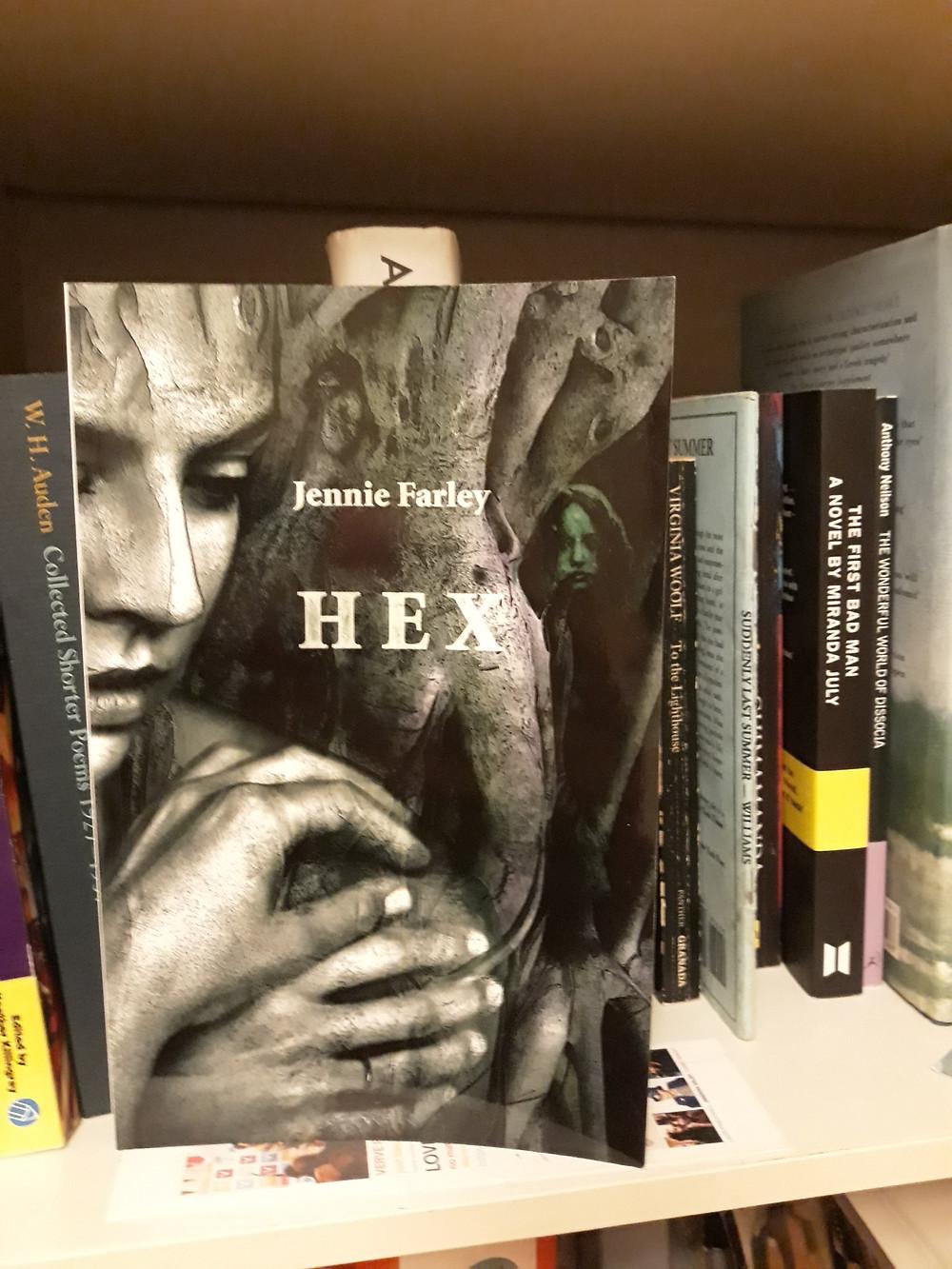 Jennie Farley's 'Hex'