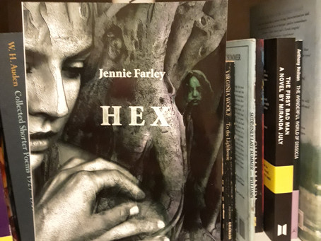 'Hex' by Jennie Farley: A poetry review