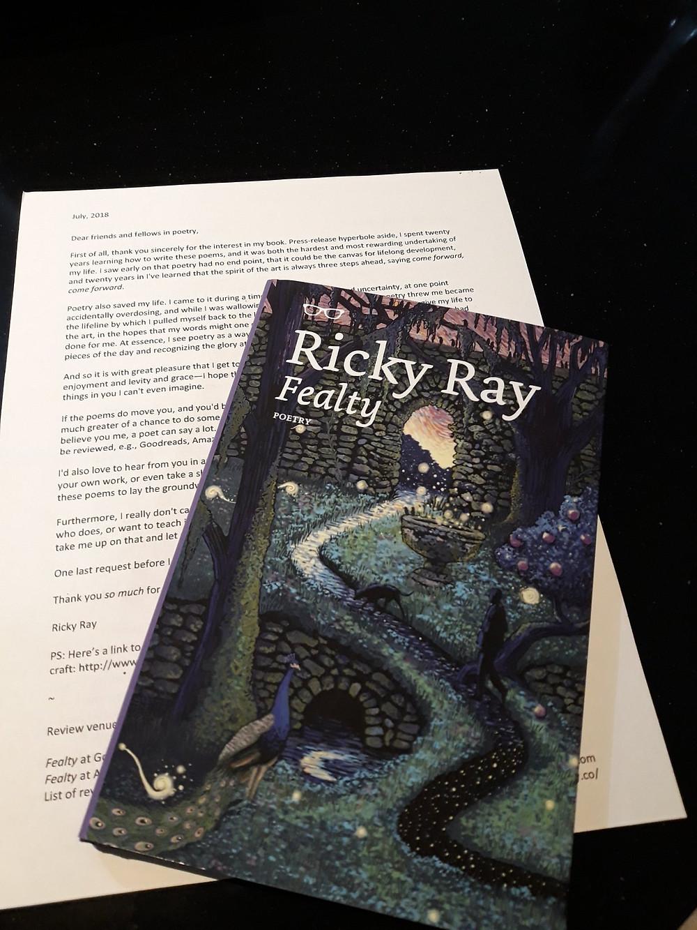 Ricky Ray's Book