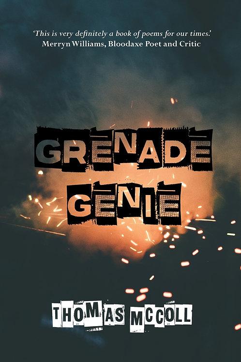 Grenade Genie by Thomas McColl