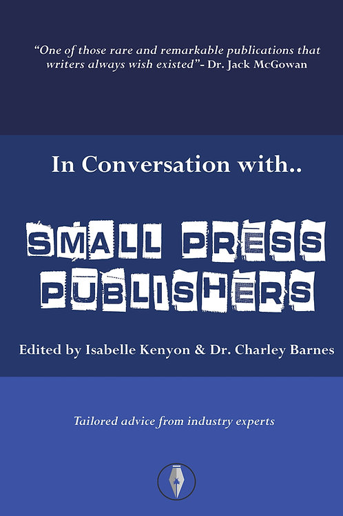 In Conversation With...Small Press Publishers