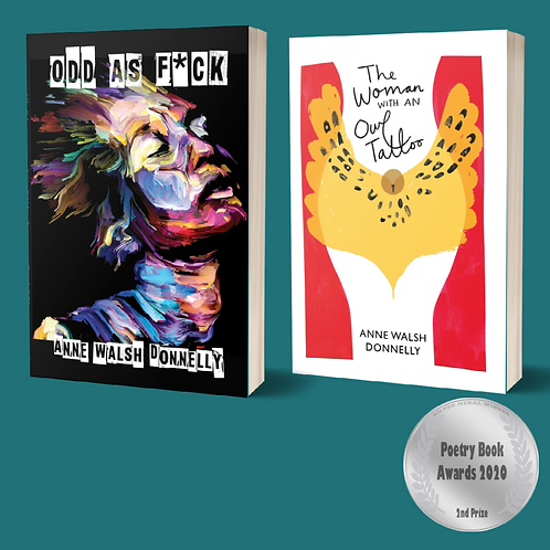 Bundle: Anne Walsh Donnelly, Poetry