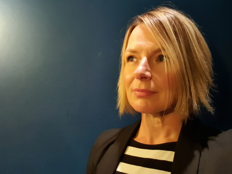 Introducing 2021 Author Morag Anderson and 'Sin Is Due to Open in a Room Above Kitty's'.