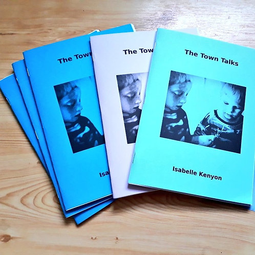 The Town Talks By Isabelle Kenyon