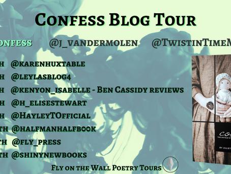 Blog Tour: Confess by Juliette van der Molen