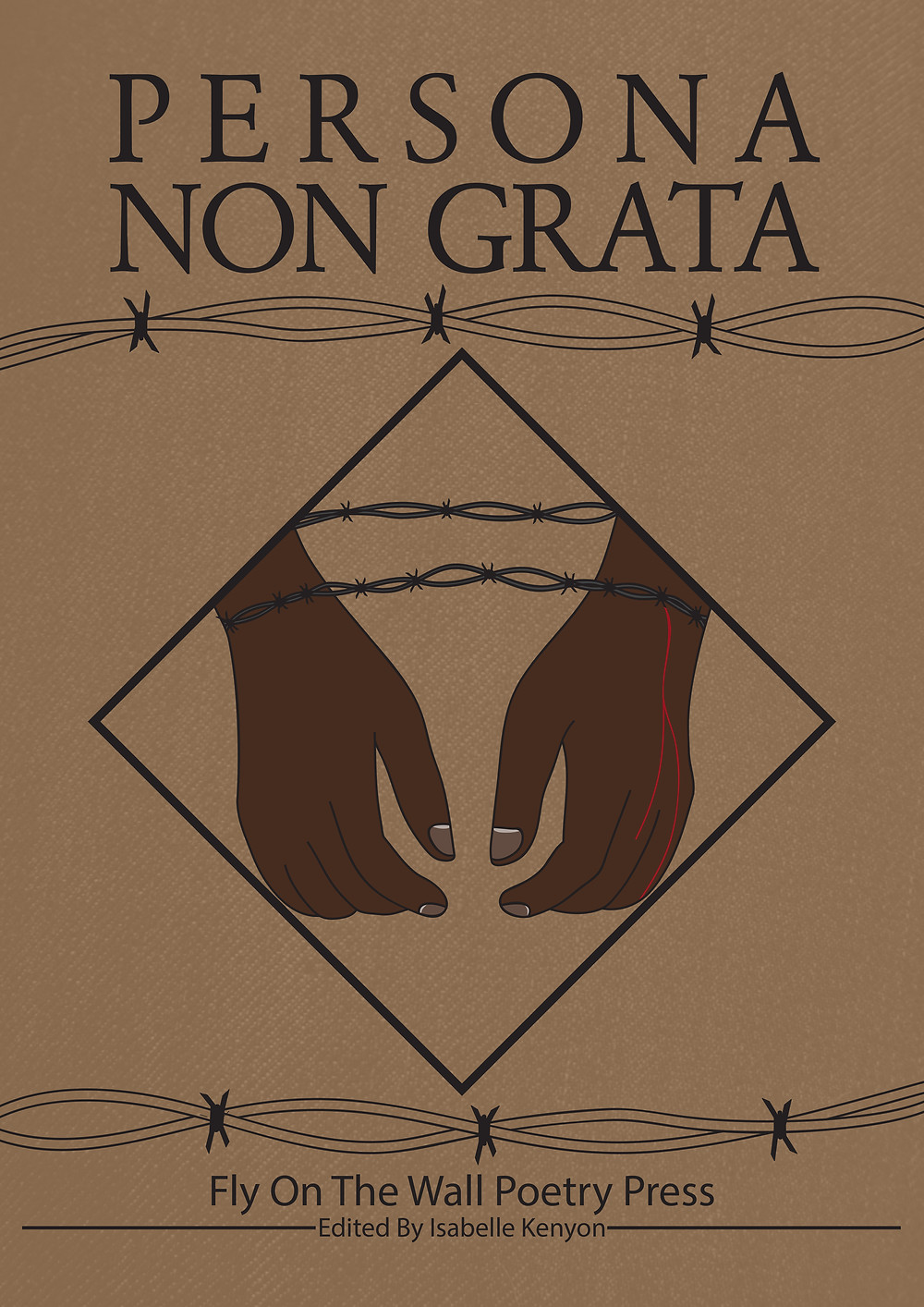 Persona Non Grata: Poetry Collection