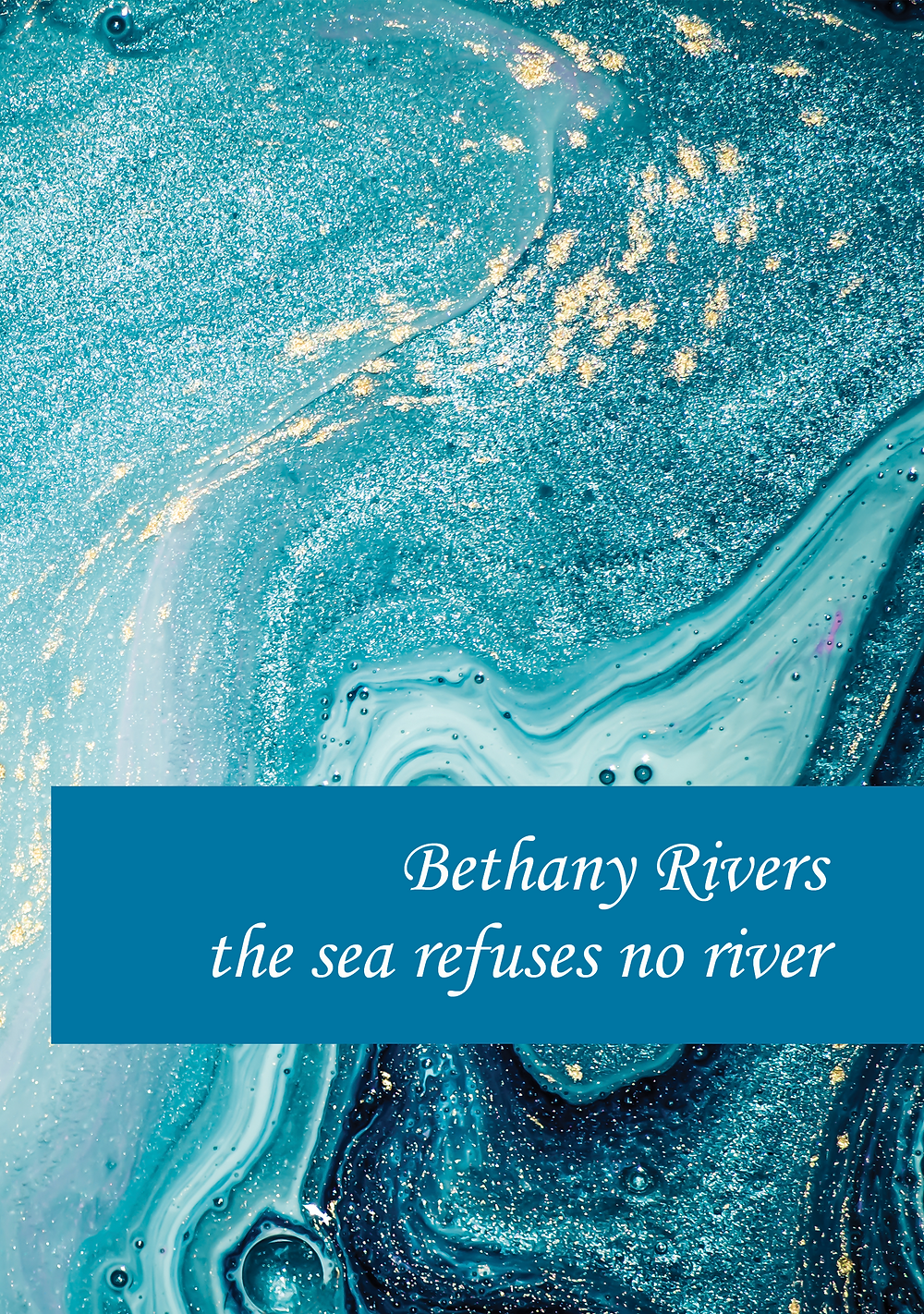 the sea refuses no river by Bethany Rivers cover