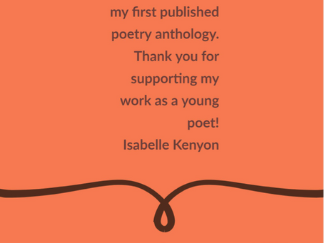 """REVIEW: """"THIS IS NOT A SPECTACLE by Isabelle Kenyon is a chapbook that penetrates deep into the"""