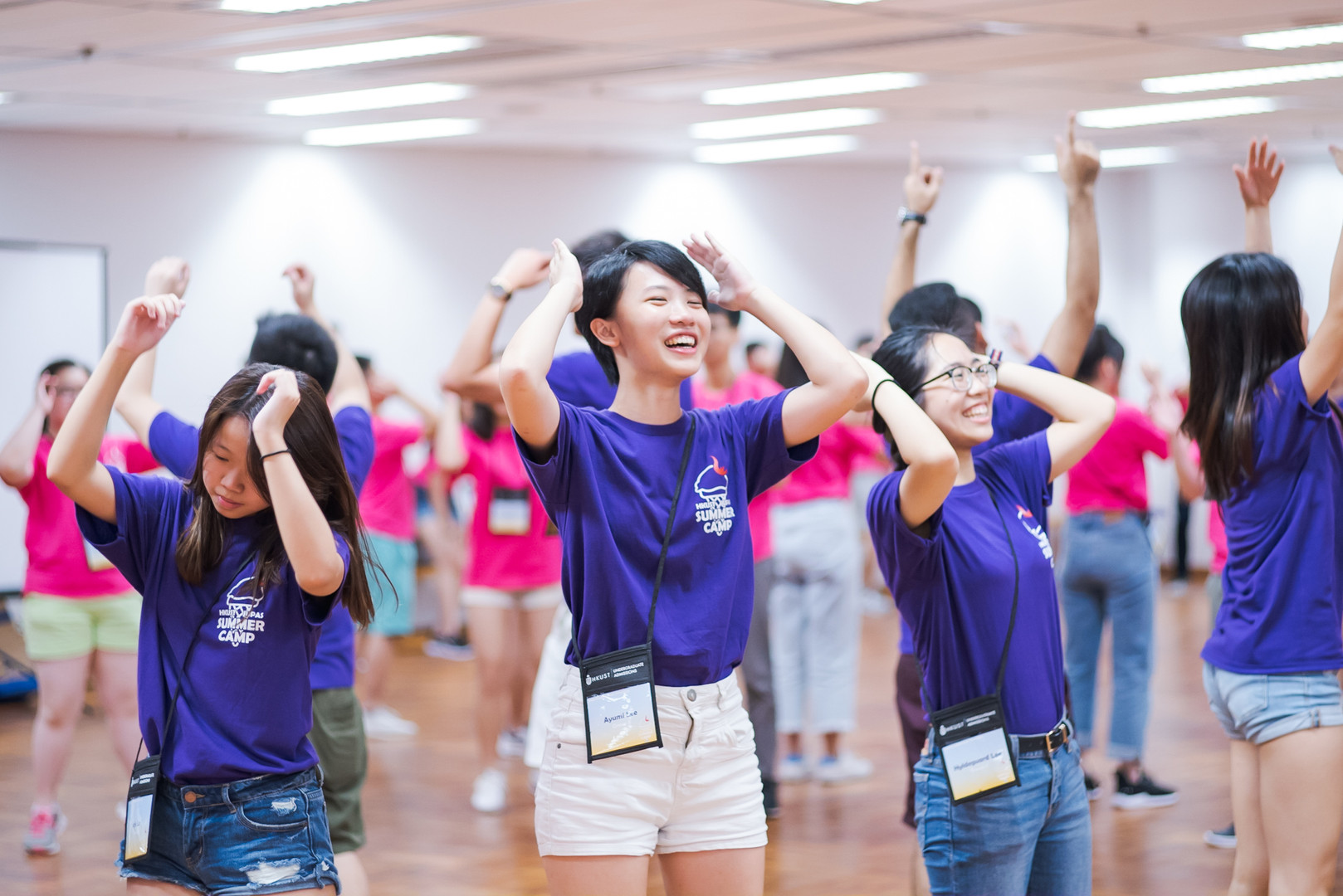 HKUST JUPAS SUMMER CAMP