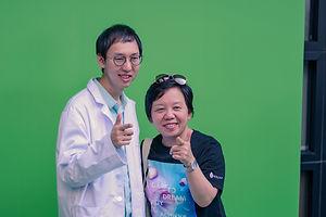 香港科技大學陳鈞傑教授 - 火博士