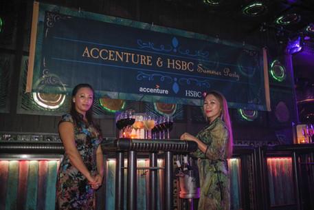 Accenture & HSBC 企業攝影活動