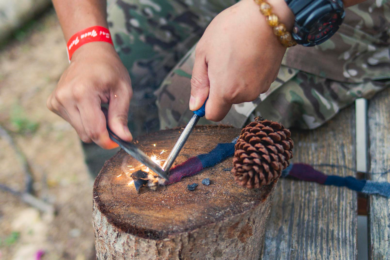 BE A CAMPER! Spring Equinox Camping Experience Festival 2019 Event Photos