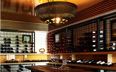 Wine Cellar Racking