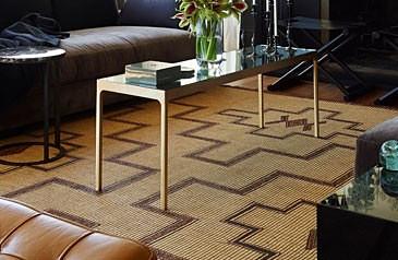Custom Brass Furniture
