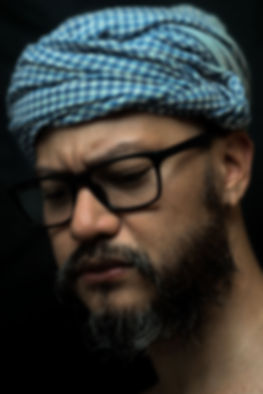 Melvin Mapa self portrait