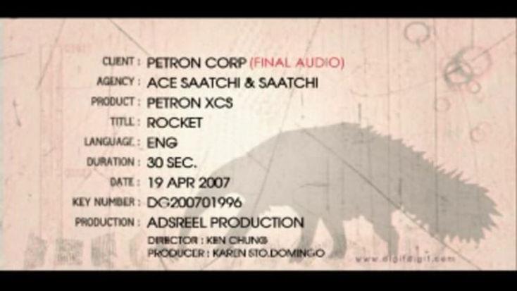Petron Philippines TV Spot I