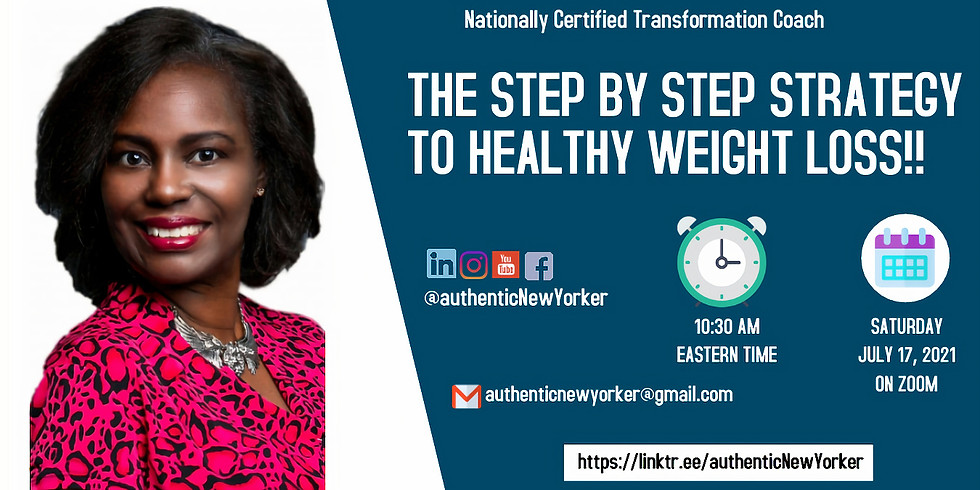 Weight Loss with Dr. Denise