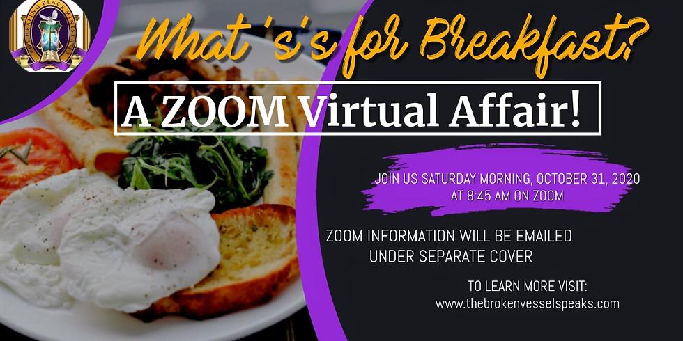ZOOM Virtual Breakfast Fellowship