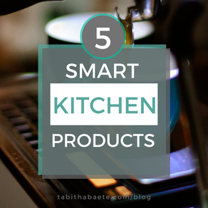 5 Smart Kitchen Products