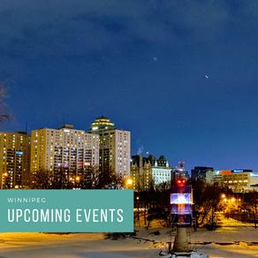Winnipeg Events List Jan 19 - Jan 25 2020